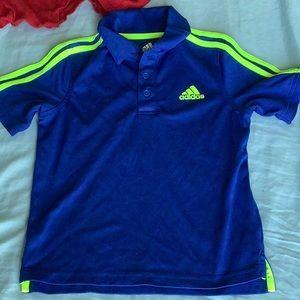 Golf shirt for boys